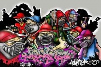 Hip-Hop-Graffiti-Battle