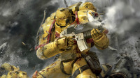 Imperial Fist 1st sergeant