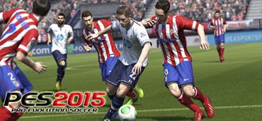 Pro Evolution Soccer PES 2015