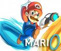 Mario Portals