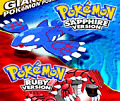 Pokemon Ruby and Saphire