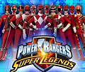 Power Rangers Super Legends