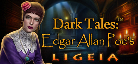 Dark Tales: Edgar Allan Poe's Ligeia Collector's Edition logo