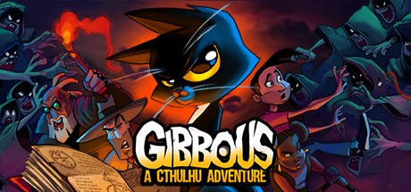 Gibbous - A Cthulhu Adventure logo