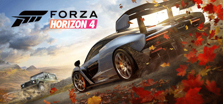Forza Horizon 4 Ultimate Edition logo