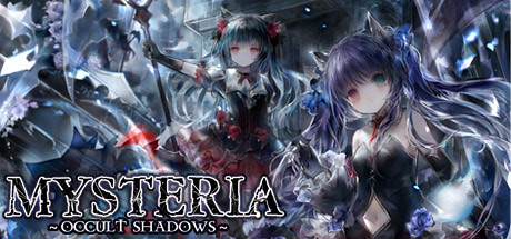 Mysteria ~Occult Shadows~ logo