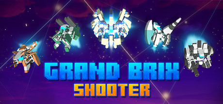 Grand Brix Shooter logo