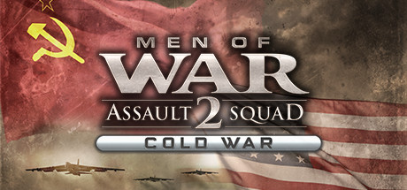 Men of War: Assault Squad 2 - Cold War logo