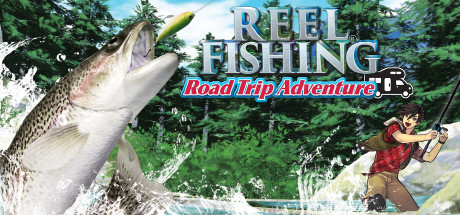 Reel Fishing: Road Trip Adventure logo