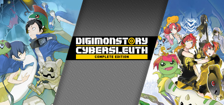 Digimon Story Cyber Sleuth: Complete Edition logo