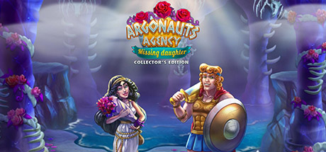 Argonauts Agency: Missing Daughter Collector's Edition logo