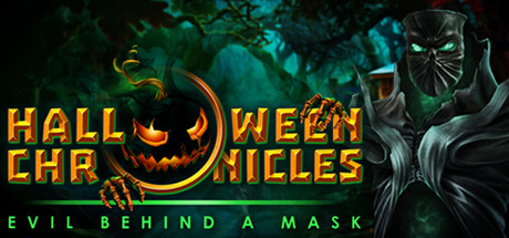 Halloween Chronicles: Evil Behind a Mask Collector's Edition logo