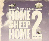 Home Sheep Home 2: A Little Epic logo