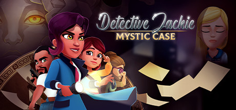 Detective Jackie: Mystic Case Collector's Edition logo