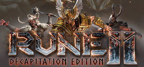 RUNE II: Decapitation Edition logo