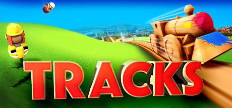 Tracks - The Family Friendly Open World Train Set Game logo