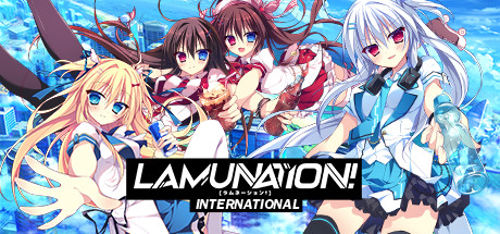 LAMUNATION! -international-