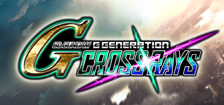 SD Gundam G Generation Cross Rays logo