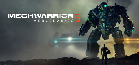 MechWarrior 5: Mercenaries logo