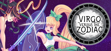 Virgo Versus The Zodiac logo