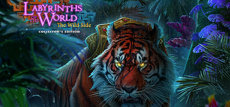 Labyrinths of the World: The Wild Side Collector's Edition logo