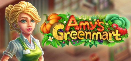 Amy's Greenmart logo