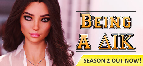 Being a DIK - Season 1 logo