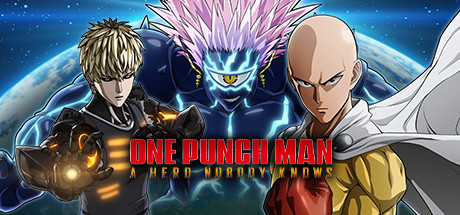 ONE PUNCH MAN: A HERO NOBODY KNOWS logo