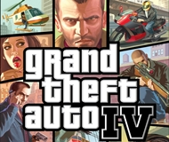 GTA Grand Theft Auto IV logo