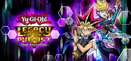 Yu-Gi-Oh! Legacy of the Duelist : Link Evolution logo