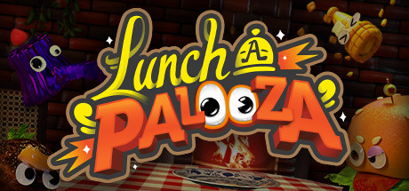 Lunch A Palooza logo