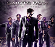 Saints Row: The Third logo