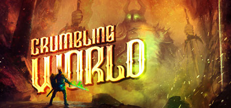 Crumbling World logo