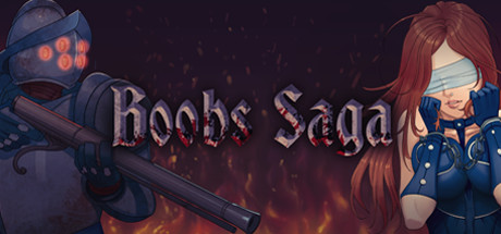 Boobs Saga logo