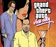 GTA Grand Theft Auto: Vice City logo