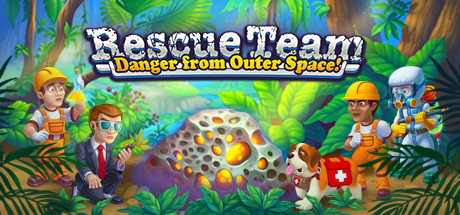 Rescue Team 10 - Danger from Outer Space Collector's Edition