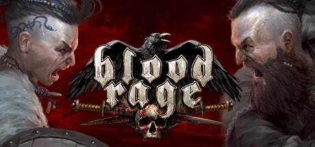 Blood Rage: Digital Edition logo