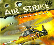 Air Strike 3D logo