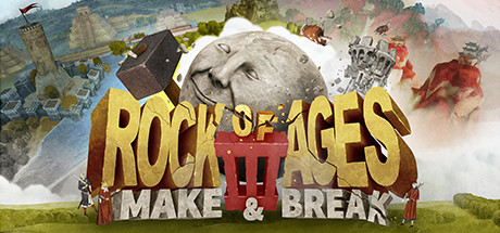 Rock of Ages 3: Make & Break logo