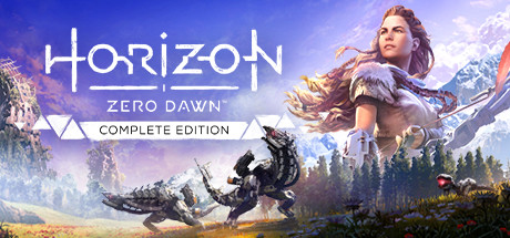 Horizon Zero Dawn Complete Edition logo