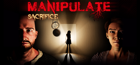 Manipulate: Sacrifice logo