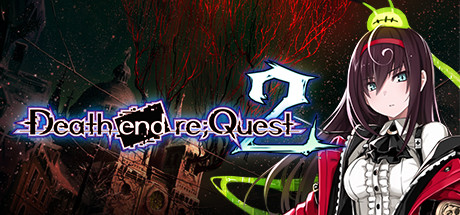 Death end re;Quest 2 logo