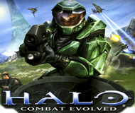 Halo: Combat Evolved logo