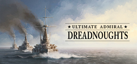 Ultimate Admiral: Dreadnoughts logo