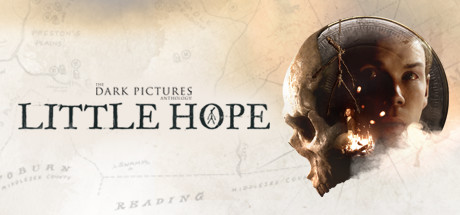 The Dark Pictures Anthology: Little Hope logo