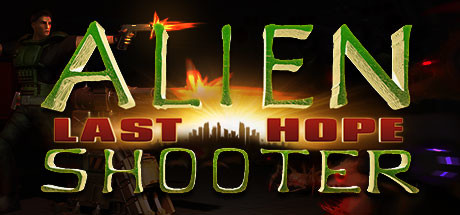 Alien Shooter - Last Hope logo