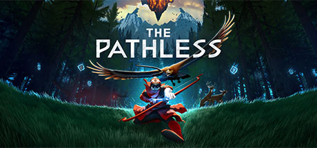 The Pathless logo