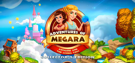 Adventures of Megara - Antigone and the Living Toys Collector's Edition