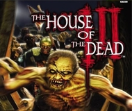 The House Of The Dead 3 logo