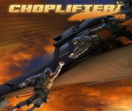Choplifter HD logo